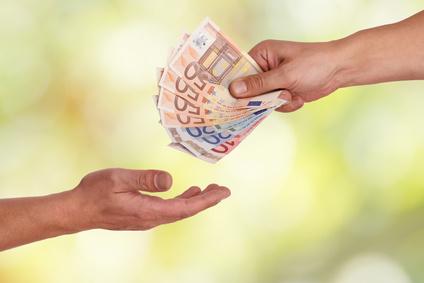 Geld Auszahlung, jederzeit Beantragen