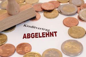 Kreditvertrag - abegelehnt!