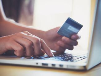 Mit der Kreditkarte online bestellen