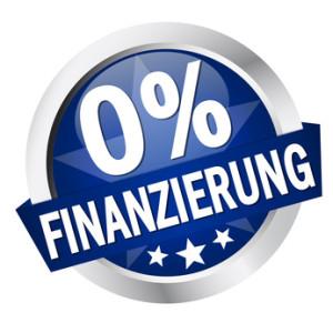 0-% Finanzierung